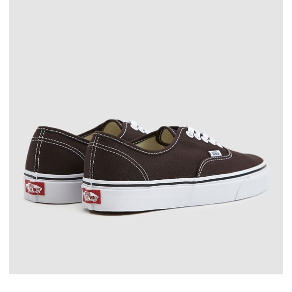 1d3a25d494 Authentic in Chocolate Torte True White. NWT. Vans
